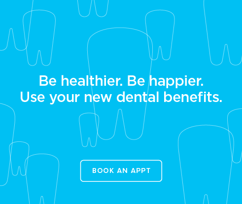 Be Heathier, Be Happier. Use your new dental benefits. - Lancaster Modern Dentistry and Orthodontics